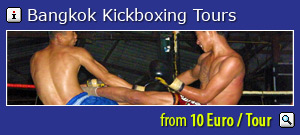 Bangkok guided tours: Thai boxing tour