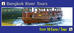 Bangkok guided tours: special offer offer - river tours